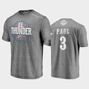 Thunder Chris Paul Noches Ene-Be-A T-Shirt